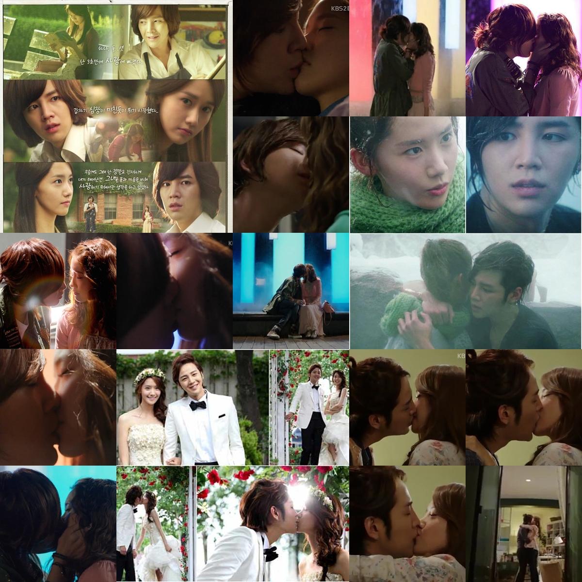 Yoona Kiss Scene Kiss Scene Episode